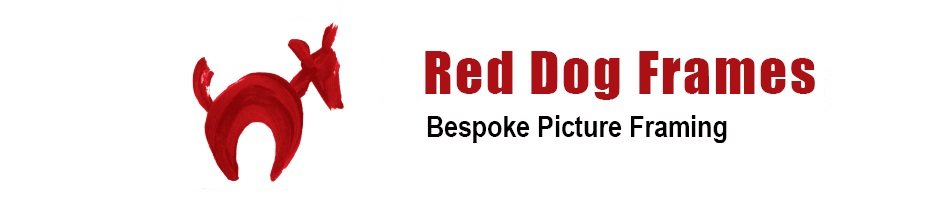 Red Dog Frames, picture framing in Ipswich.